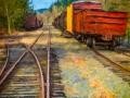 Henry Heerschap - Snoqualmie Railroad