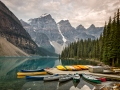 Henry Heerschap - Moraine Lake - square