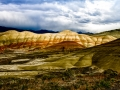 Lauren Heerschap - Spring Storm Over Painted Hills
